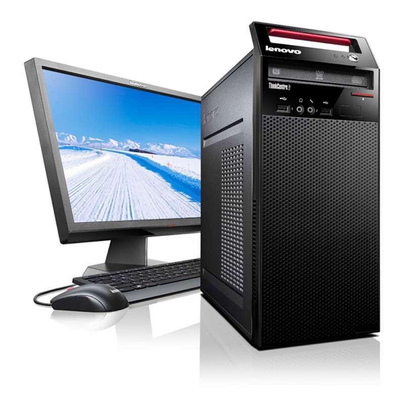 联想 T4900V(G3250/4GB/500GB/集成显卡/WIN7HB/19.0英寸)台式机