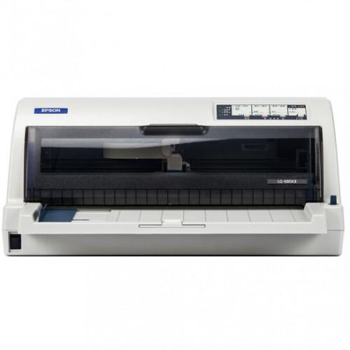 爱普生(Epson)LQ-680KII 针式打印机680K2 发票 快递单 票据针式打印机