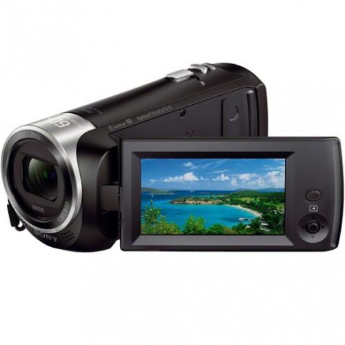 索尼(SONY) HDR-CX405 高清数码摄像机 光学防抖 30倍光学变焦 蔡司镜