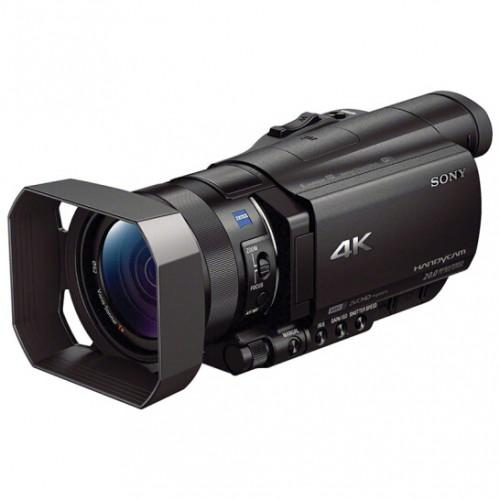 索尼(SONY) FDR-AX100E 高清数码摄像机 超清4K