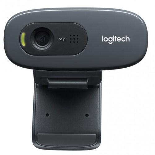 罗技(Logitech)C270 高清网络摄像头(4个/箱)
