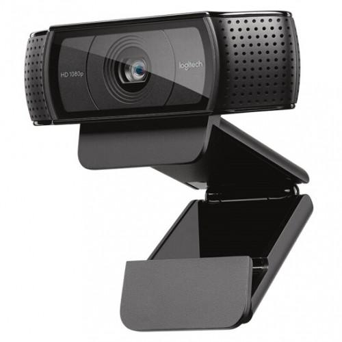罗技(Logitech)C920e 高清网络直播摄像头