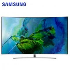 三星(SAMSUNG)QA65Q8CAMJXXZ65英寸4K智能光质量子点曲面电视