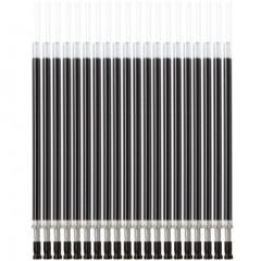 齐心(COMIX)R980 通用中性替芯0.5mm黑(240支/箱)