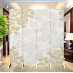 屏风隔断时尚现代中式客厅玄关门创意简约座屏酒店办公室折屏 防水免安装
